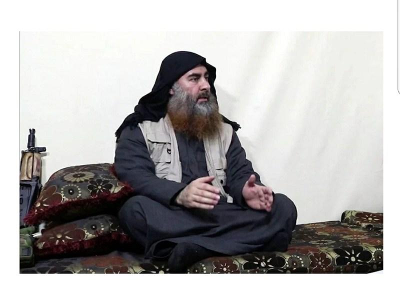 ISIS leader Abu Bakr al-Baghdadi believed to have been killed in Syria
