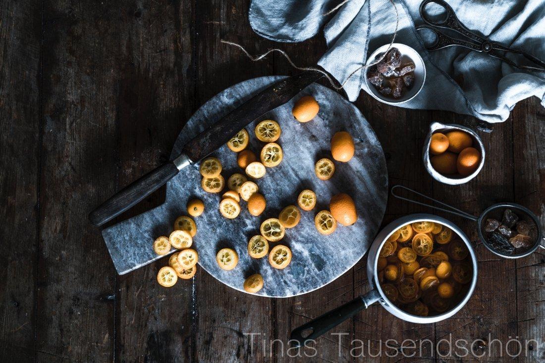 Karamell Kumquat Punsch