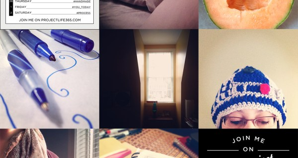 Project Life 365: Week 9
