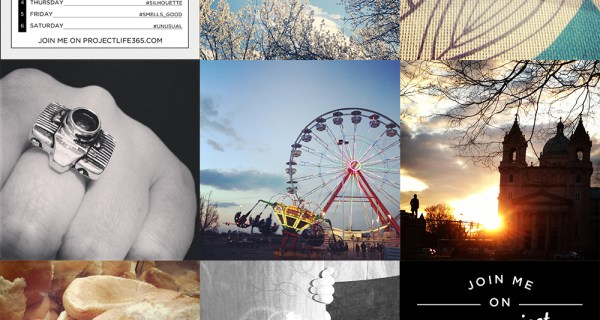 Project Life 365: Week 14