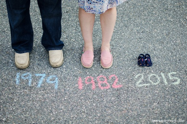 Creative-Baby-Annoucement-Shoes-Photographer-Chesterfield-Virginia
