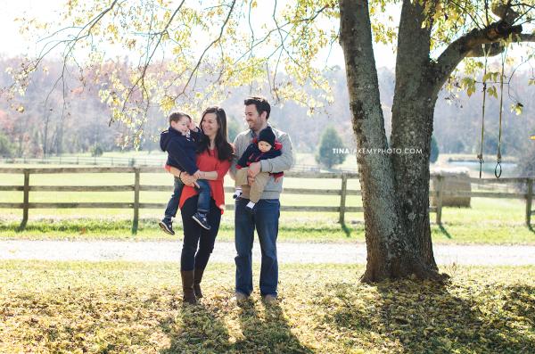 goochland virginia farm family photography fall