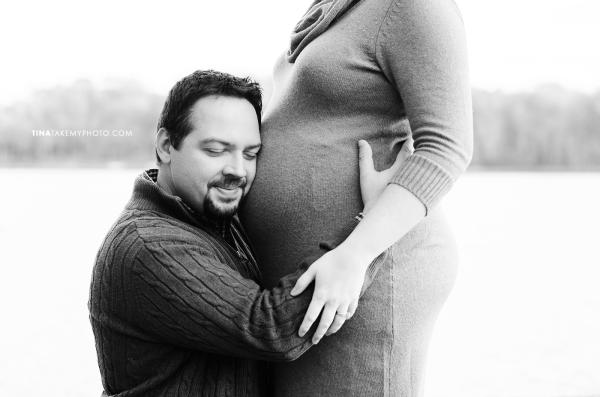 Richmond-Woodlake-Winter-Maternity-Baby-Bump-Father-Photographer (21)