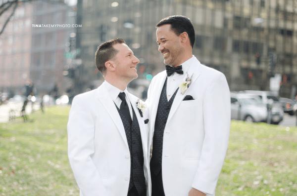 01-Washington-DC-Gay-Same-Sex-Wedding-Men-12-13-14-Pose-City-White-Jackets-Photographer  (40)