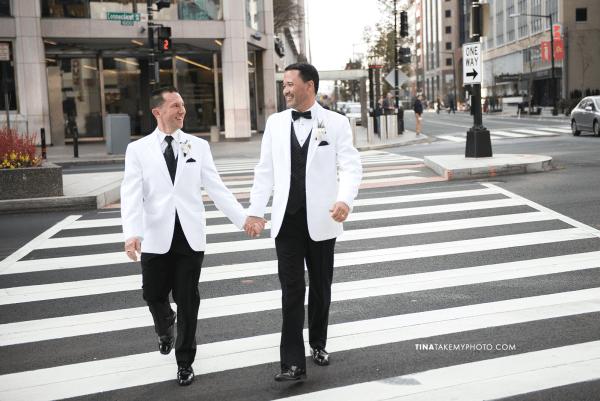 02-Washington-DC-Gay-Same-Sex-Wedding-Men-12-13-14-Mayflower-City-Crosswalk-Photographer (15)