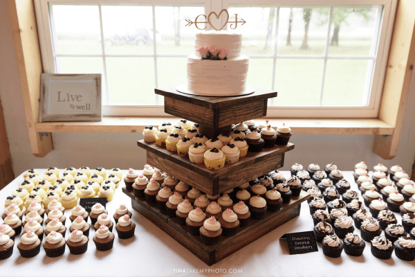 ridge-maryland-md-wedding-photographer-winery-slack-woodlawn-spring-cozy-cottage-manor-house-romantic-details-cupcakes-cake-variety-berry-wood-tiered-display-crazytown-confections-tina