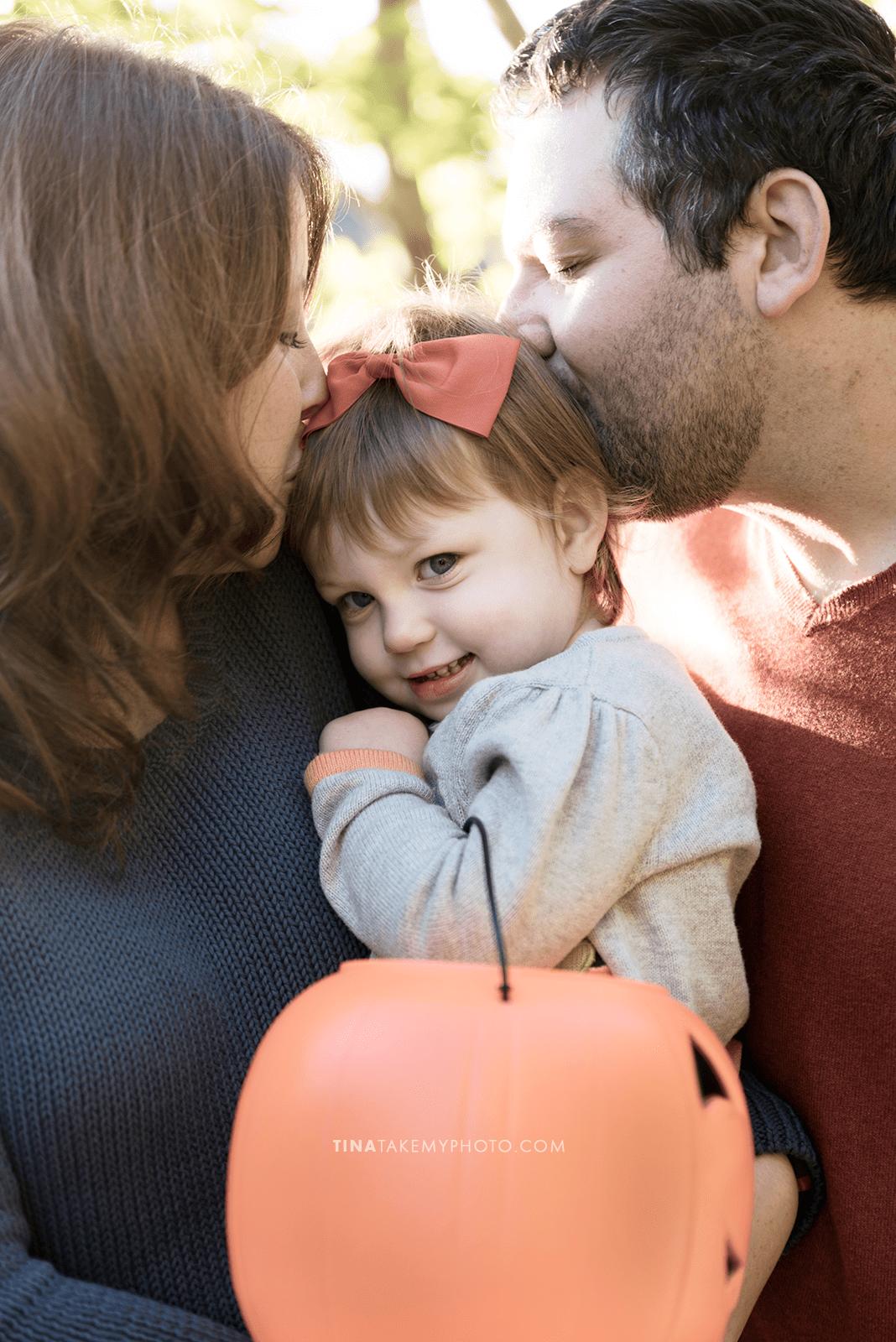 fall pumpkin family midlothian family photography