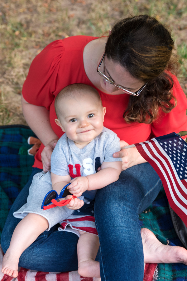 babys first 4th of july chesterfield virginia