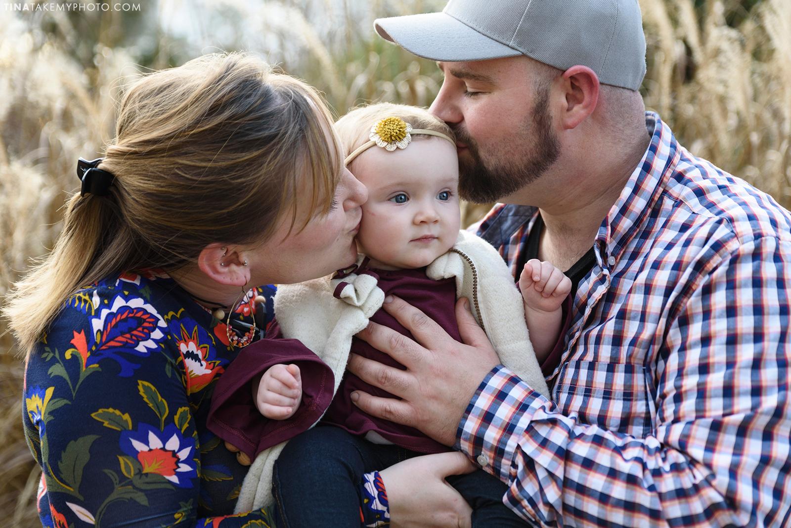 rockwood park winter family photography rva