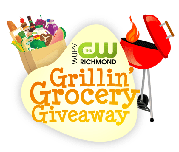 Logo Art for Grillin Grocery Giveaway Contest