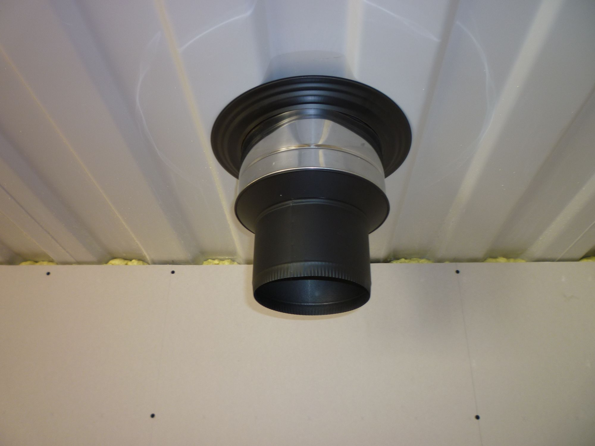 Stove Chimney: Install Stove Chimney Pipe