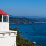 Trinidad Lighthouse and Bay