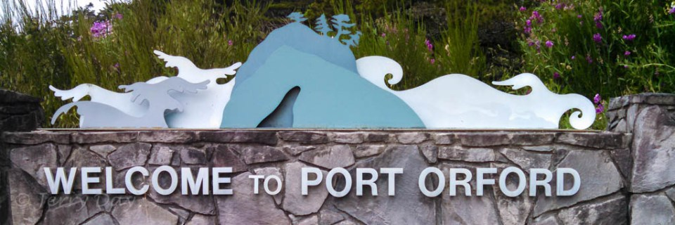 Welcome to Port Orford
