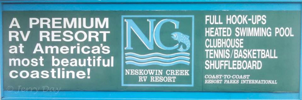Neskowin Creek RV Resort