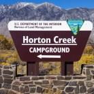 BLM Horton Creek Campground