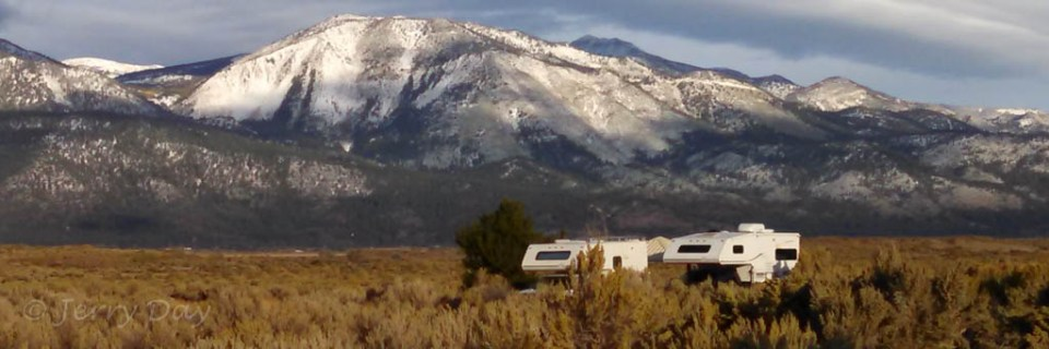 Washoe Lake State Park Campground