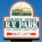 Golden Spike RV Park, Brigham City, Utah