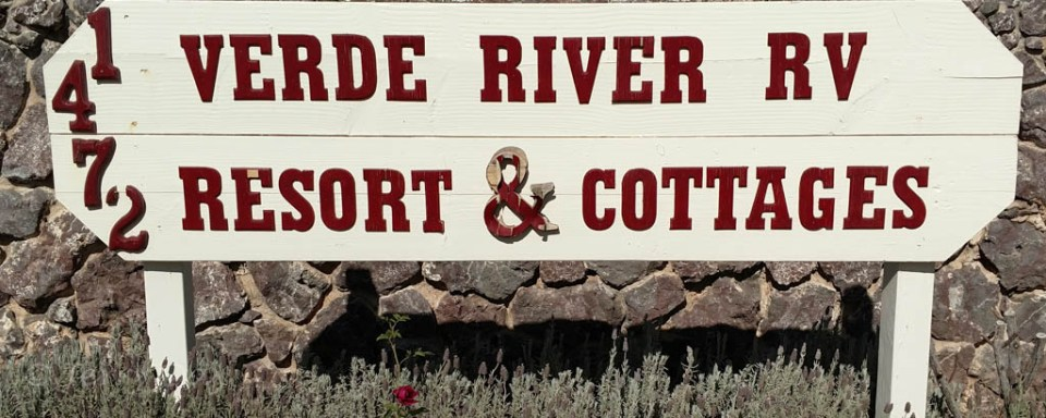 Verde River RV Resort & Cottages, Camp Verde, AZ