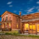 Bannack Saloon and Hotel, Bannack State Park, Montana