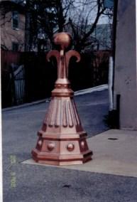 Exterior Copper Work #11