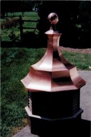 Exterior Copper Work #12