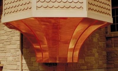 Exterior Copper Work #5