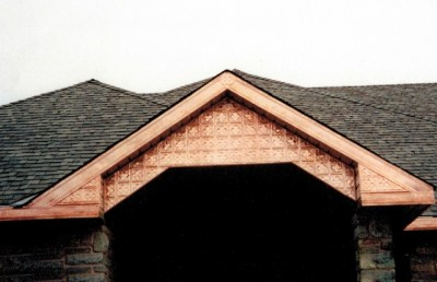 Exterior Copper Work #7