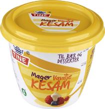 TINE Kesam Vanilje Mager 0,6% 300 g TINE Kesam Vanilje Mager 0,6% 300 g TINE Kesam Vanilje Mager 0,6% 300 g