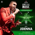 "Nigerian-American singer Jidenna Storms Nigeria For ""Live Your Music"" Parties"
