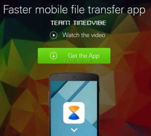 Free Xender File Transfer Sharing App Download