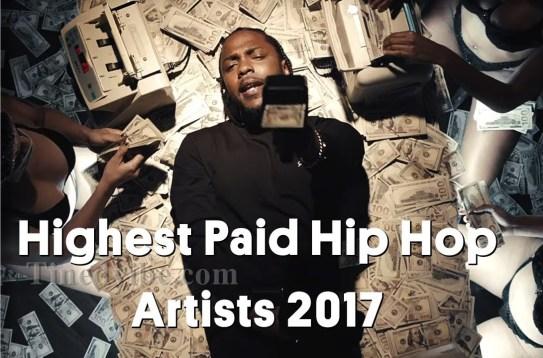 Highest Paid Hip Hop Artists