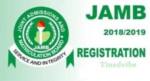 2018/2019 CBT Registration Form - Best Registration Guide