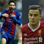 It's Seem Lionel Messi Don't Need Philippe Coutinho at Barcelona this January