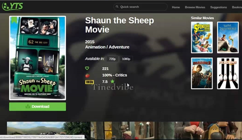 Download YIFY Browse Movies - YIFY Browse App