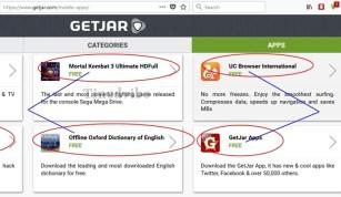 www.getjar.com Mobile App store