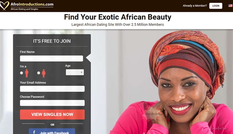 Afrointroduction Registration - www.afrointroductions.com Login