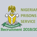 Guide To Apply For 2018/2019 Nigerian Prisons Service Recruitment Form