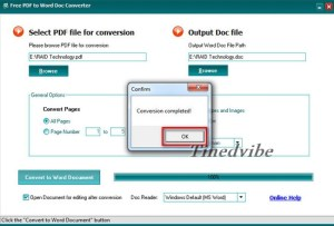 How to Convert PDF to Editable World