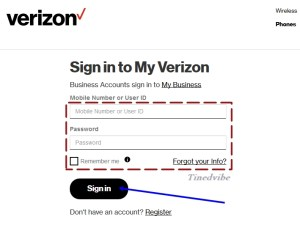 Verizon Wireless Business Login