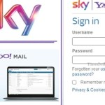 How To Access Your Sky Email Login |Sky.com Email Sign in