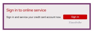 virgin credit card login