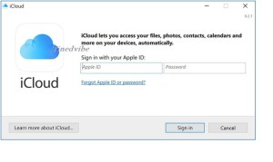 iCloud Account - iCloud Sign Up