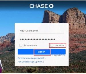 Chase Online login