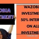Wazobia Investment Login – Wazobia.cash Registration