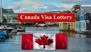 Canada visa lottery application online