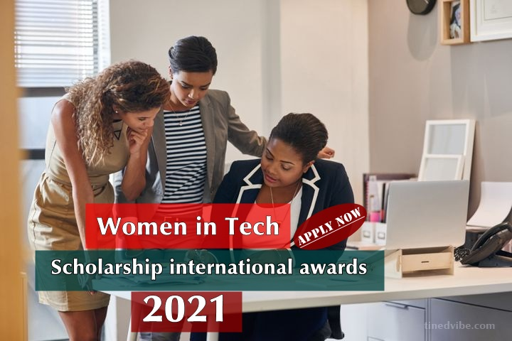 Women in Tech Scholarship international