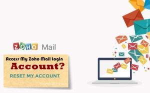 Access My Zoho Mail Login