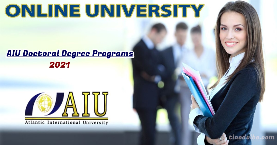 AIU Doctoral Degree Programs 2021