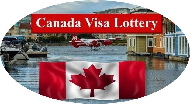 Canada VISA Lottery Application Form