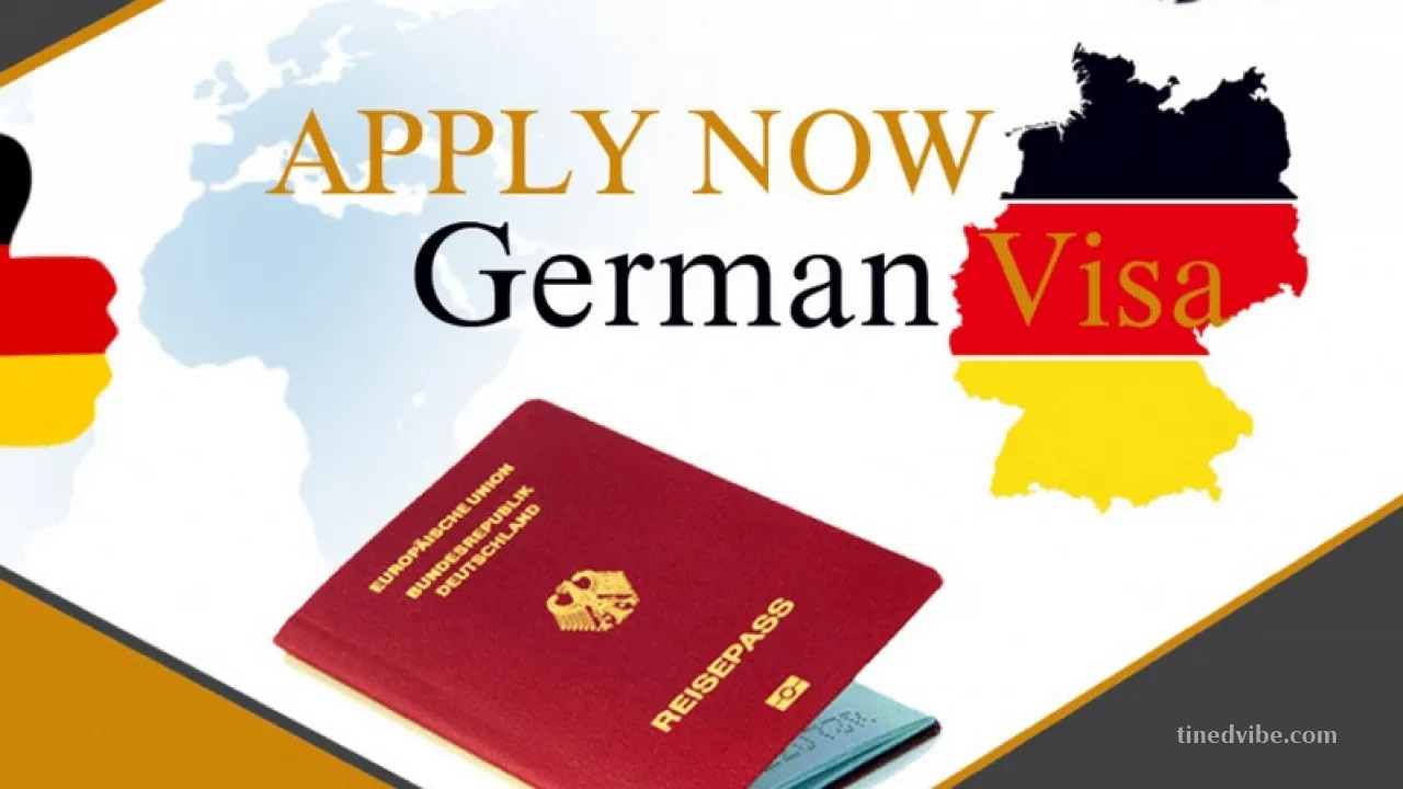 Apply For Germany Visa 2022